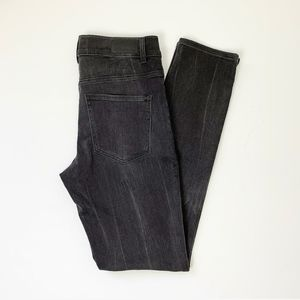 2/$25 NWT Express Black High Rise Ankle Jeans